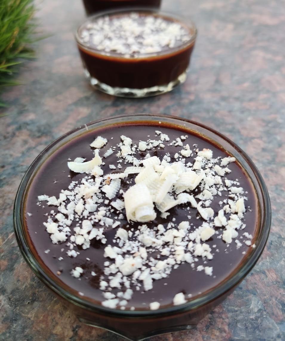 Chocoa pudding